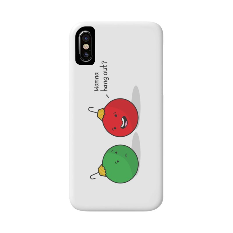 Hanging Ornaments Accessories Phone Case by little g dehttps://www.threadless.com/profile/arti