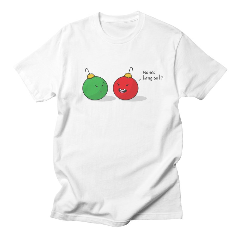Hanging Ornaments Women's Unisex T-Shirt by little g dehttps://www.threadless.com/profile/arti
