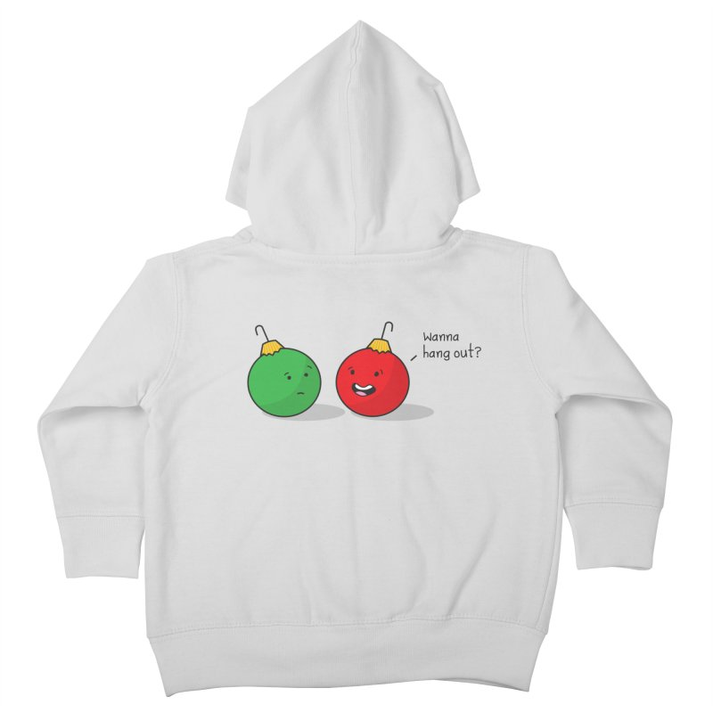 Hanging Ornaments Kids Toddler Zip-Up Hoody by little g dehttps://www.threadless.com/profile/arti