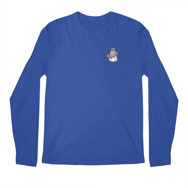 Salty As Fuck - (Small Left Chest) Men's Longsleeve T-Shirt by little g dehttps://www.threadless.com/profile/arti