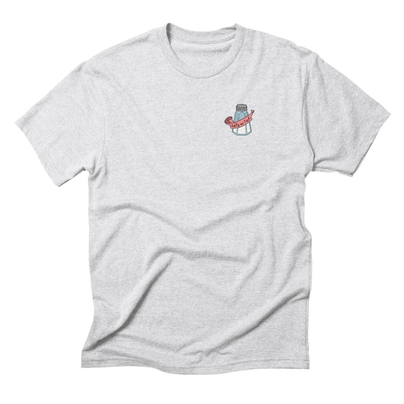 Salty As Fuck - (Small Left Chest) Men's Triblend T-Shirt by little g dehttps://www.threadless.com/profile/arti