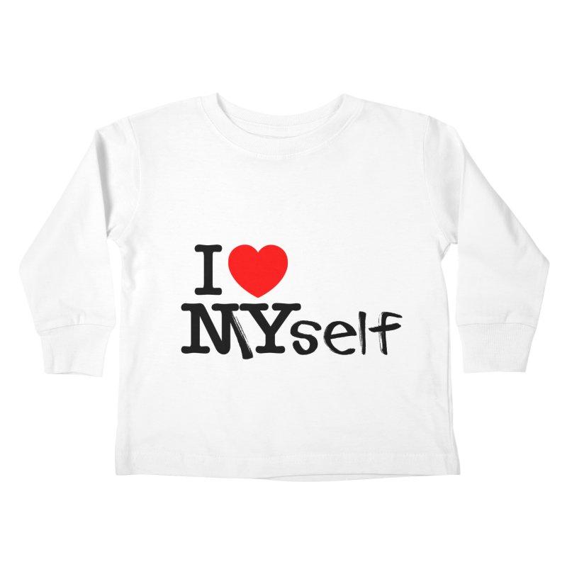 I Love MYself Kids Toddler Longsleeve T-Shirt by little g dehttps://www.threadless.com/profile/arti
