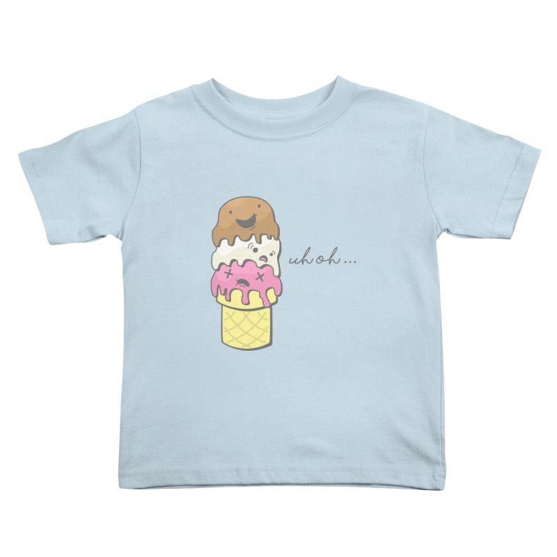 The Triple Decker Catastrophe  Kids Toddler T-Shirt by little g dehttps://www.threadless.com/profile/arti