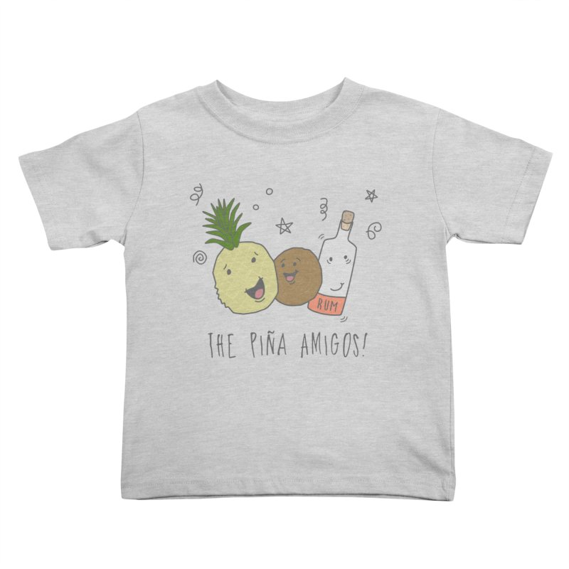 The Pina  Amigos! Kids Toddler T-Shirt by little g dehttps://www.threadless.com/profile/arti