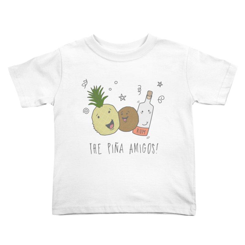 The Pina  Amigos!   by little g dehttps://www.threadless.com/profile/arti