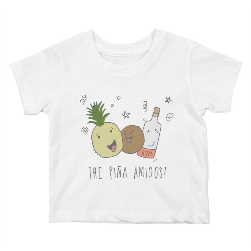 The Pina  Amigos! Kids Baby T-Shirt by little g dehttps://www.threadless.com/profile/arti