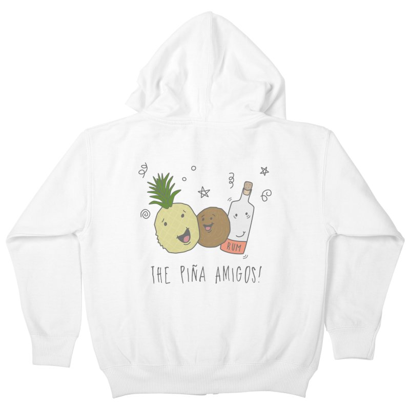 The Pina  Amigos! Kids Zip-Up Hoody by little g dehttps://www.threadless.com/profile/arti