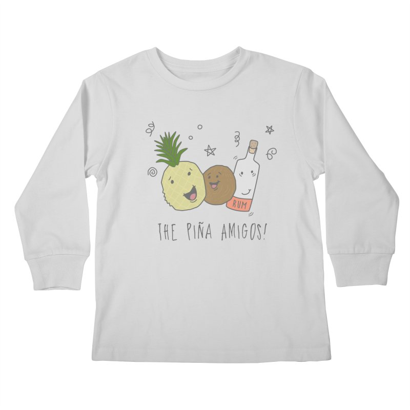The Pina  Amigos! Kids Longsleeve T-Shirt by little g dehttps://www.threadless.com/profile/arti