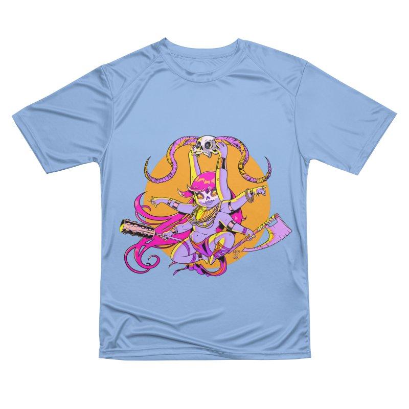 Goddess O' Death Women's T-Shirt by Little Ninja Studios