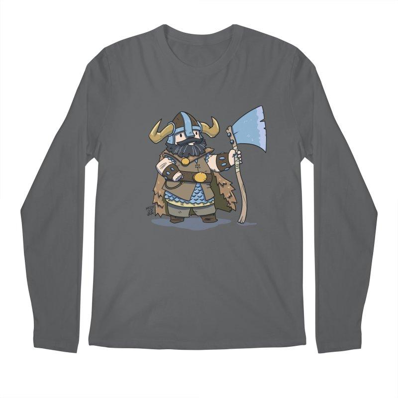 Explor'd Men's Longsleeve T-Shirt by Little Ninja Studios