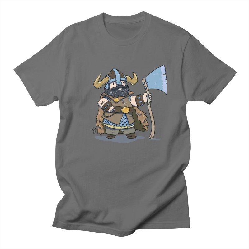 Explor'd Men's T-Shirt by Little Ninja Studios