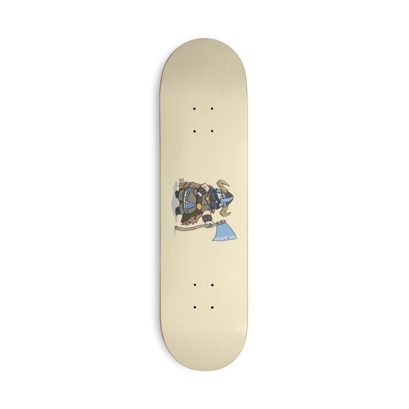 Explor'd Accessories Skateboard by Little Ninja Studios