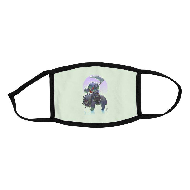 Lil' Dark Equestrian Accessories Face Mask by Little Ninja Studios