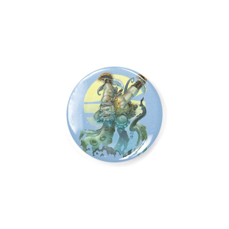 Vs The Kraken Accessories Button by Little Ninja Studios