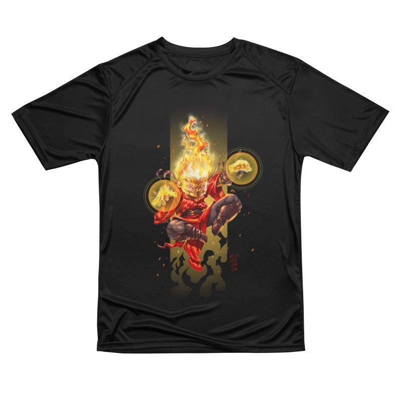 Pyromancer II Women's T-Shirt by Little Ninja Studios