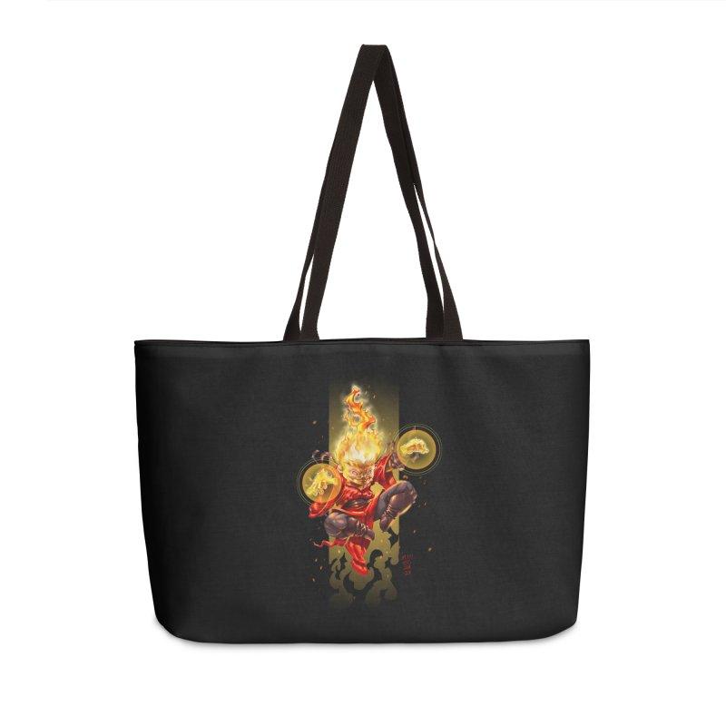 Pyromancer II Accessories Bag by Little Ninja Studios