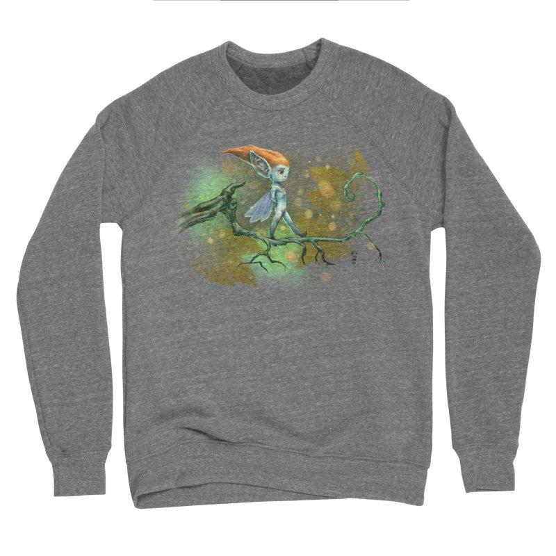Wood Nymph Women's Sweatshirt by Little Ninja Studios