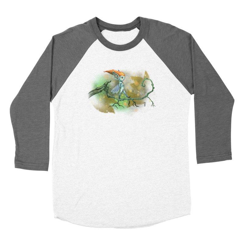 Wood Nymph Women's Longsleeve T-Shirt by Little Ninja Studios