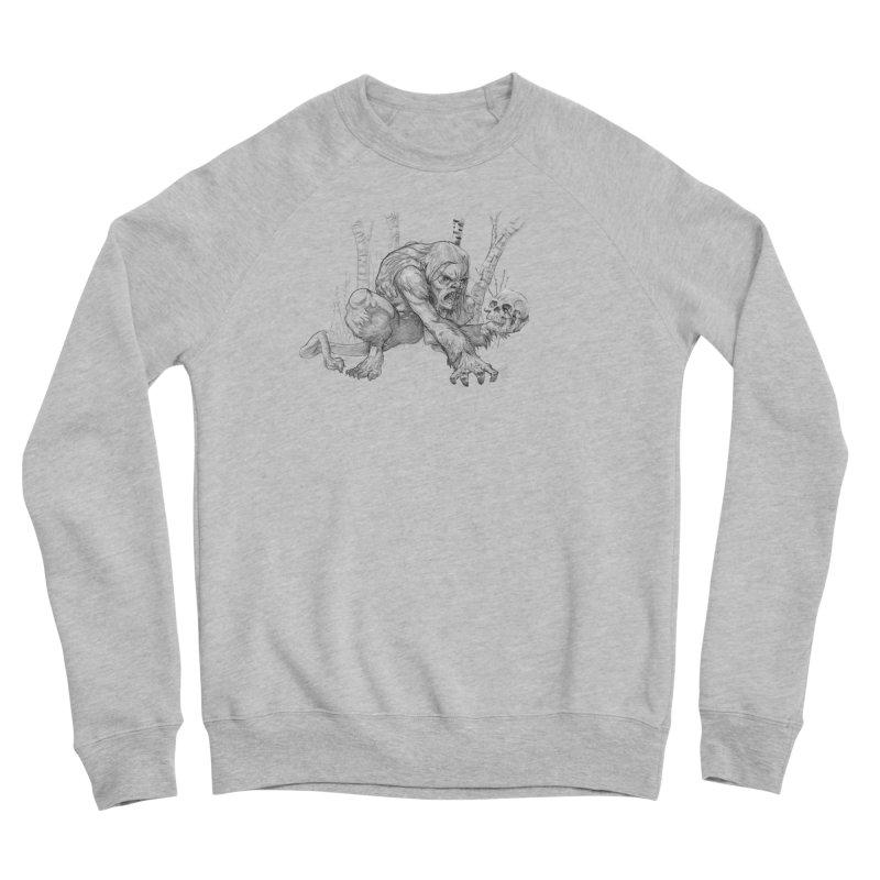 Wendigo Women's Sweatshirt by Little Ninja Studios