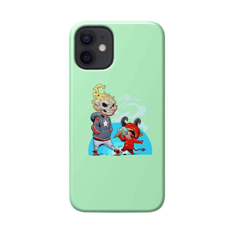 Trip Accessories Phone Case by Little Ninja Studios