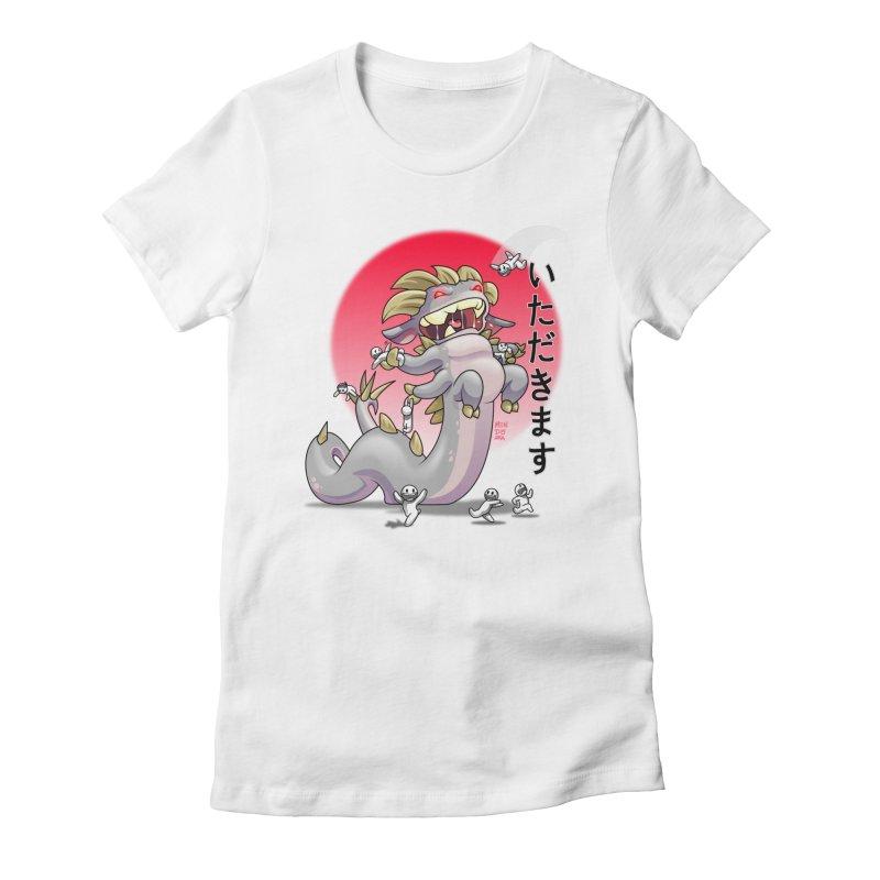 Itadakimasu Women's T-Shirt by Little Ninja Studios