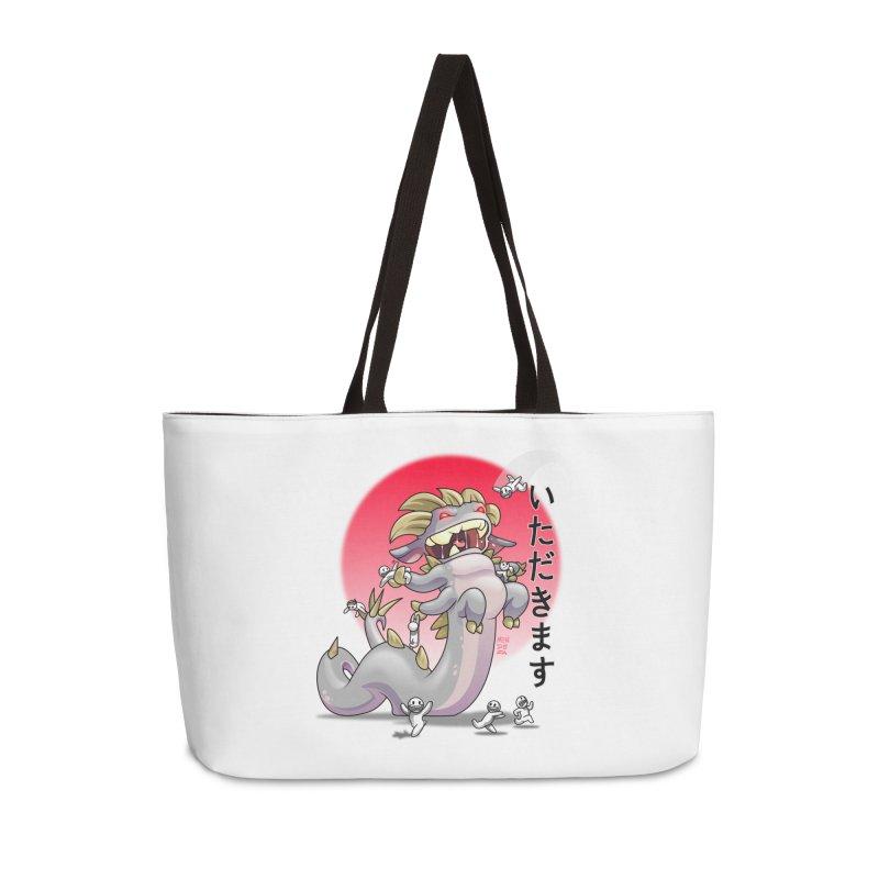 Itadakimasu Accessories Bag by Little Ninja Studios