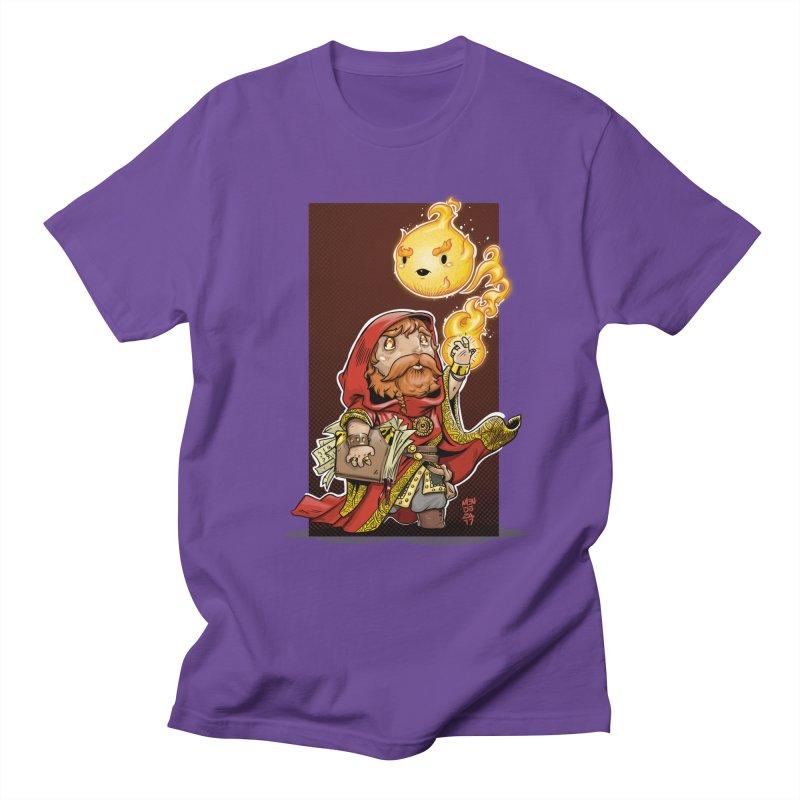 Pyromancer Women's Regular Unisex T-Shirt by Little Ninja Studios, LLC
