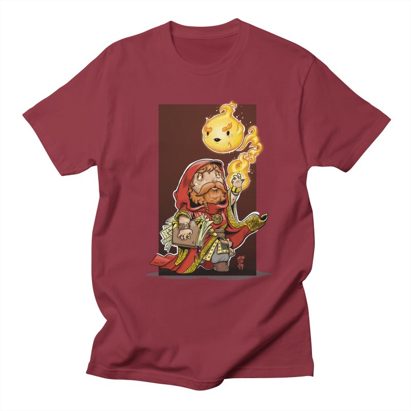 Pyromancer Women's Regular Unisex T-Shirt by Little Ninja Studios