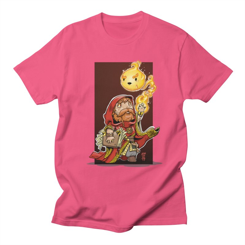 Pyromancer Women's Regular Unisex T-Shirt by Little Ninja Studios, LLC