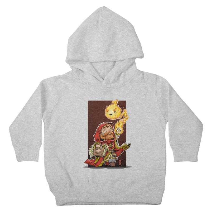 Pyromancer Kids Toddler Pullover Hoody by Little Ninja Studios, LLC