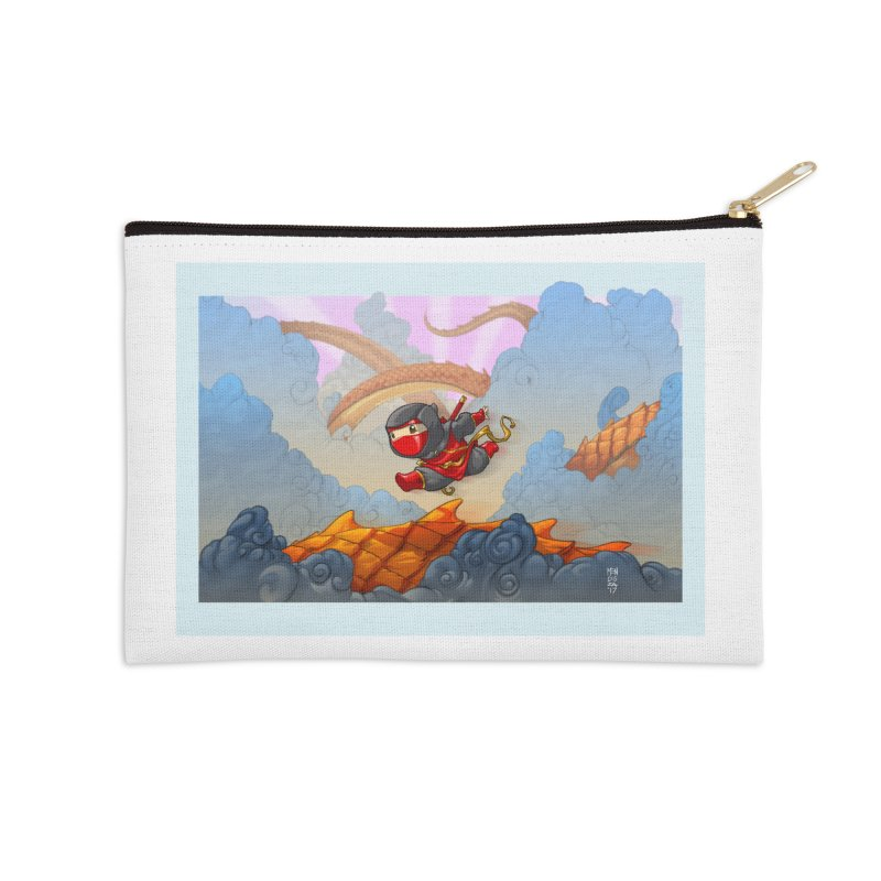 JUMP! Accessories Zip Pouch by Little Ninja Studios, LLC