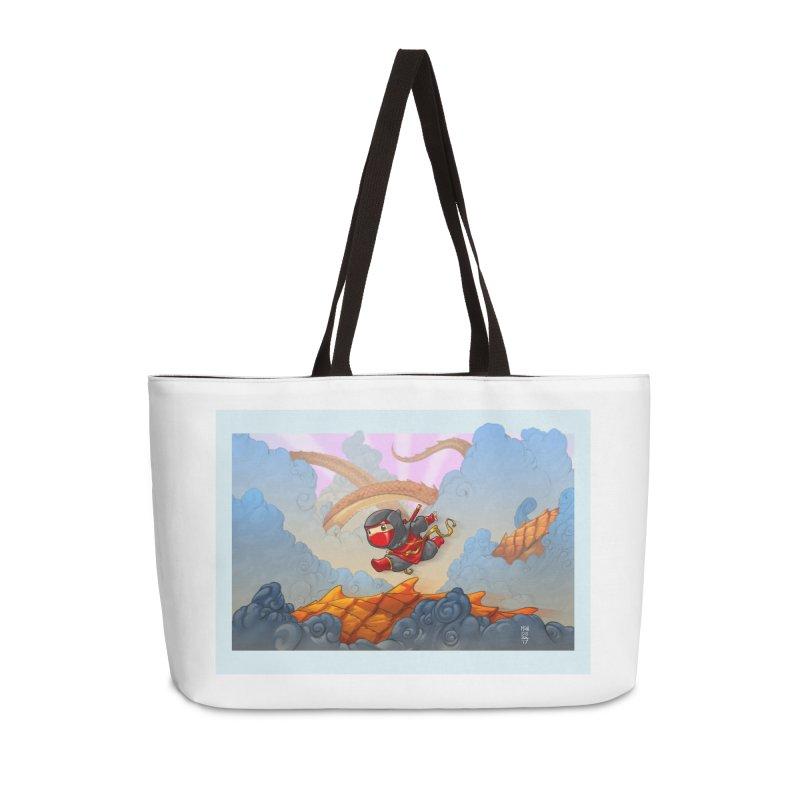JUMP! Accessories Weekender Bag Bag by Little Ninja Studios