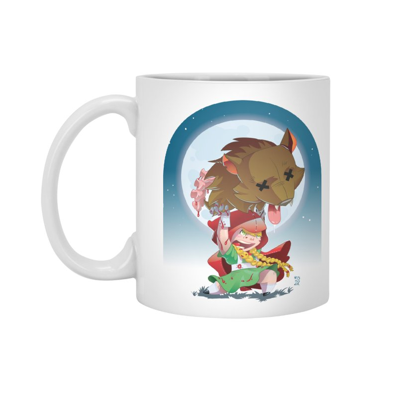 Lil' Red Accessories Standard Mug by Little Ninja Studios, LLC
