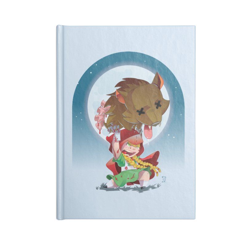 Lil' Red Accessories Notebook by Little Ninja Studios