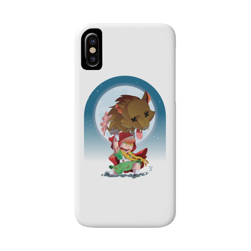 Lil' Red Accessories Phone Case by Little Ninja Studios, LLC