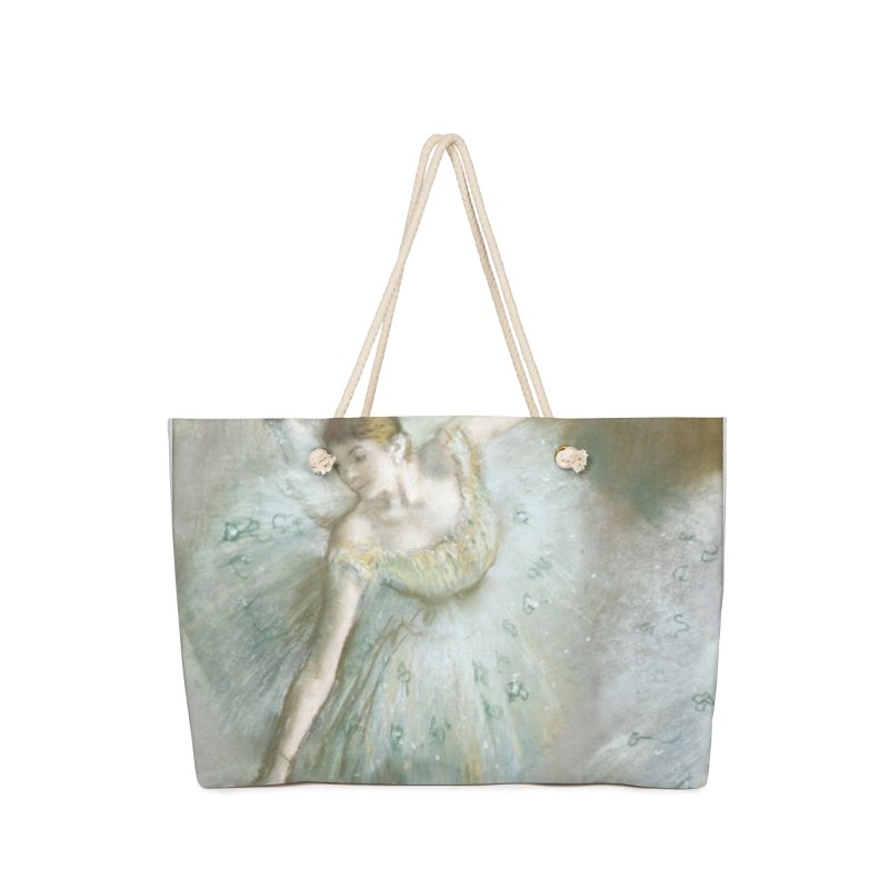 Dancer in Green by Degas Accessories Bag by The Little Opera Company Swag Shop