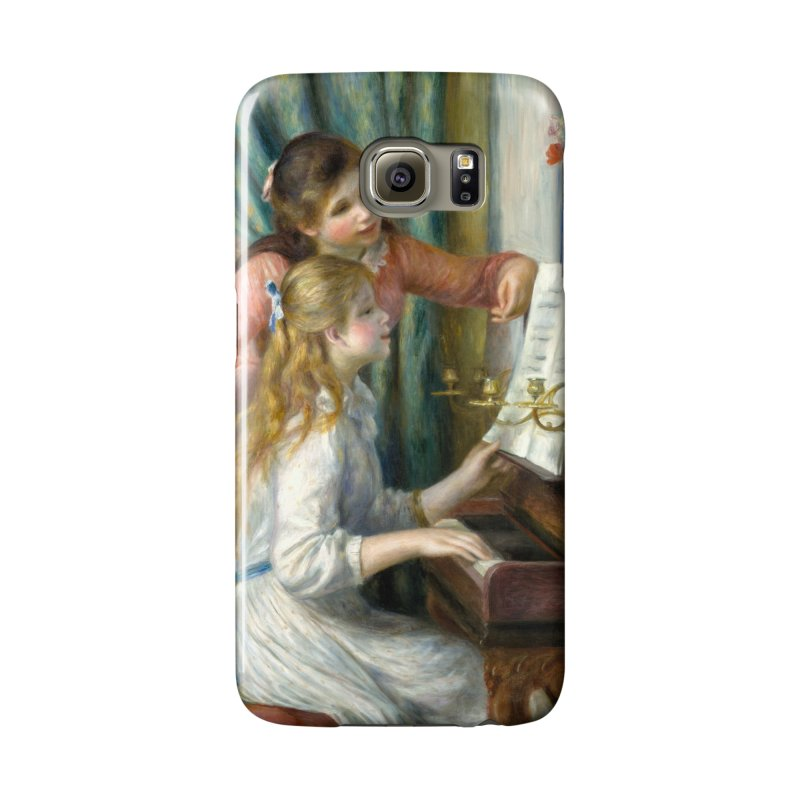 Girls at the Piano by Renoir Accessories Phone Case by The Little Opera Company Swag Shop