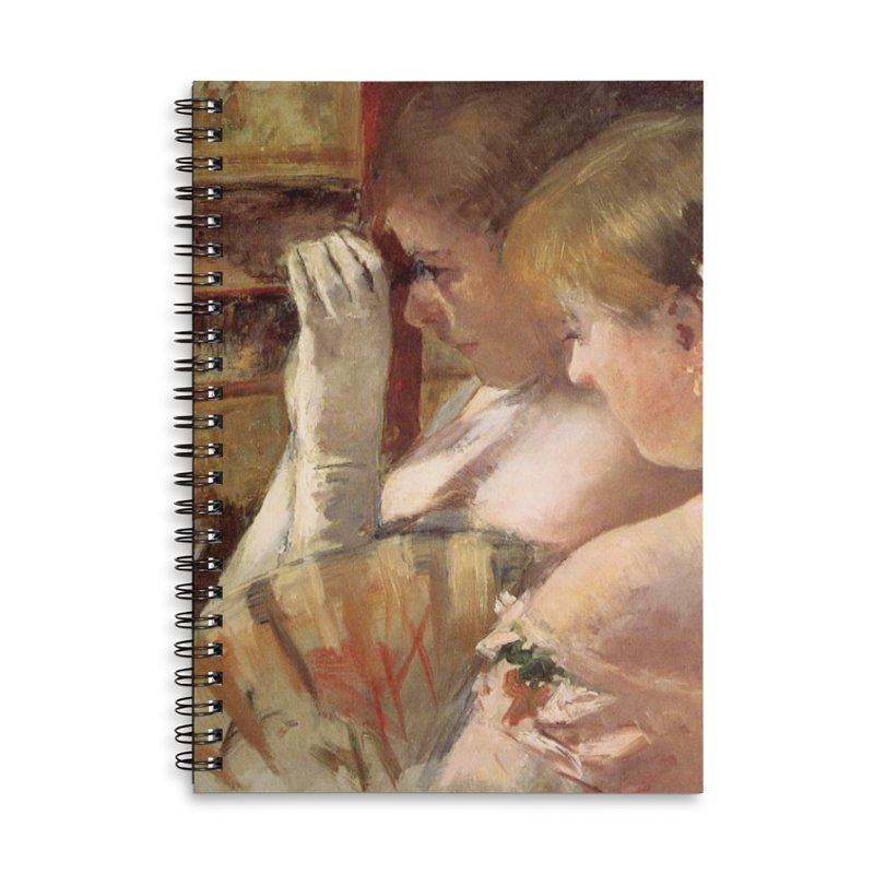 In the Box by Cassatt Accessories Notebook by The Little Opera Company Swag Shop