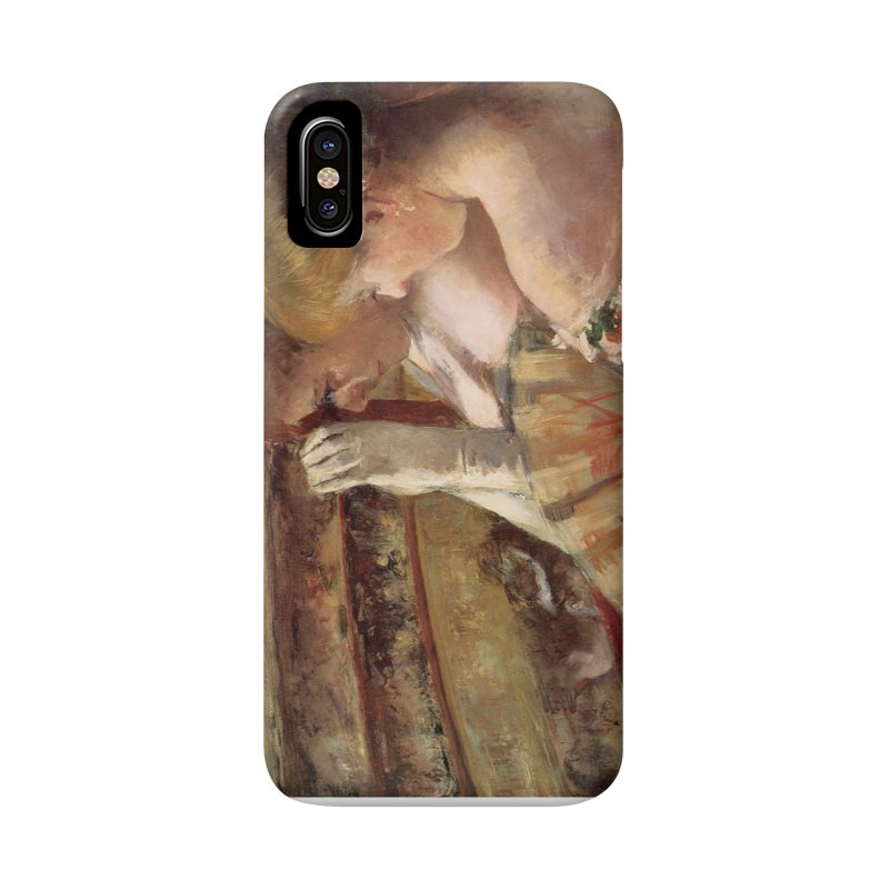 In the Box by Cassatt Accessories Phone Case by The Little Opera Company Swag Shop