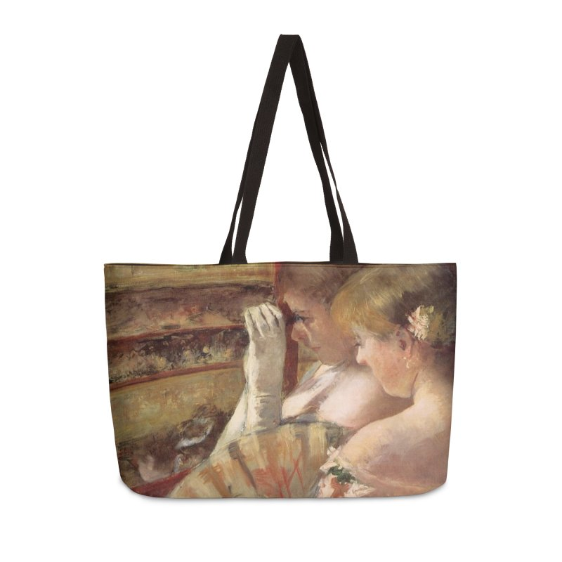 In the Box by Cassatt in Weekender Bag by The Little Opera Company Swag Shop