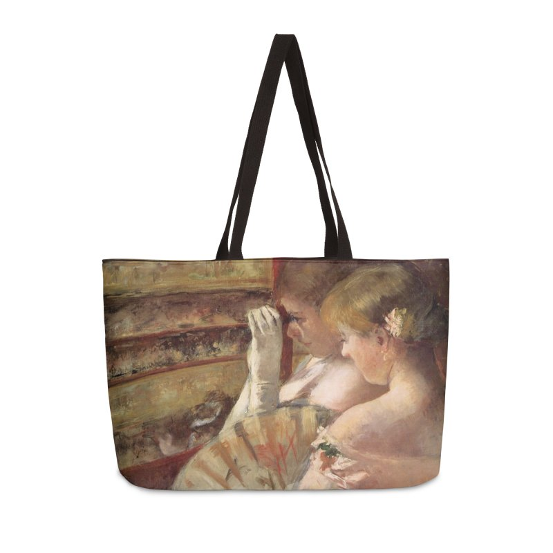 In the Box by Cassatt Accessories Weekender Bag Bag by The Little Opera Company Swag Shop