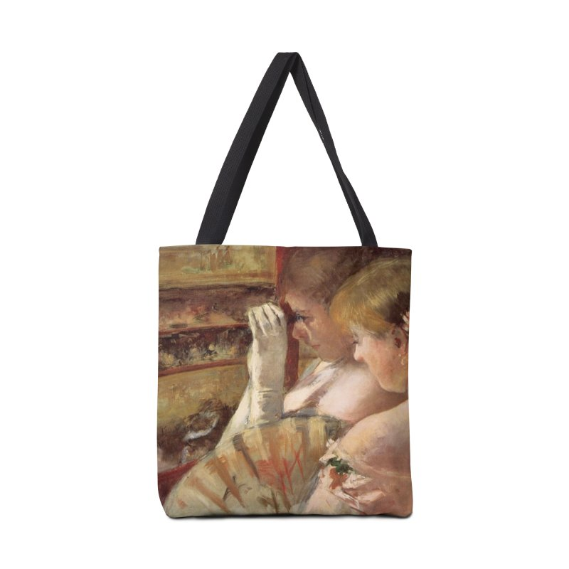 In the Box by Cassatt Accessories Tote Bag Bag by The Little Opera Company Swag Shop