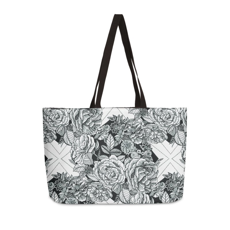 littlepatterns Classic in Weekender Bag by littlepatterns by Maggie Enterrios
