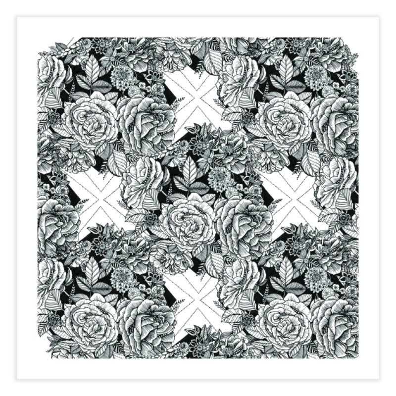 littlepatterns Classic Home Fine Art Print by littlepatterns by Maggie Enterrios