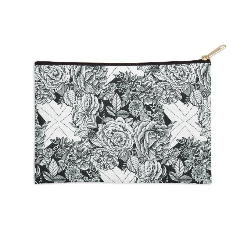 littlepatterns Classic Accessories Zip Pouch by littlepatterns by Maggie Enterrios
