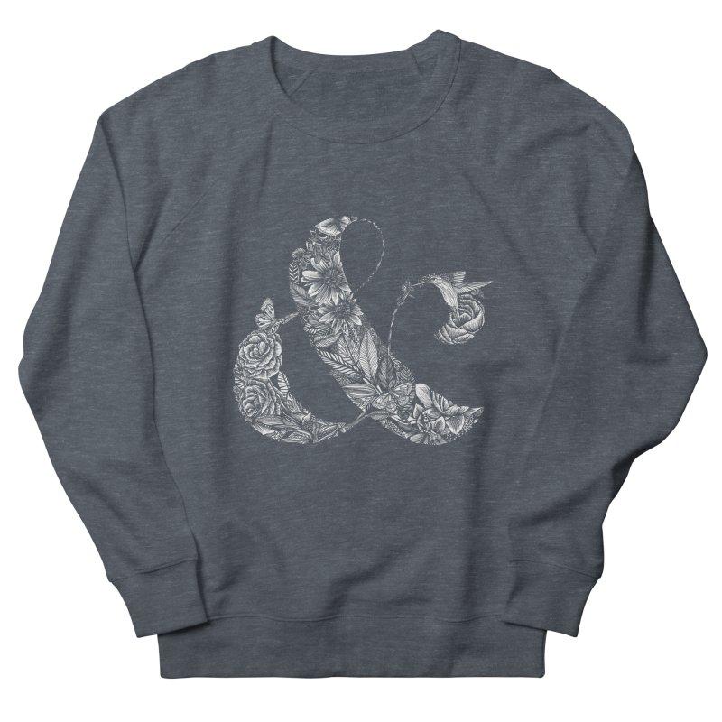 Ampersand Women's Sweatshirt by littlepatterns by Maggie Enterrios