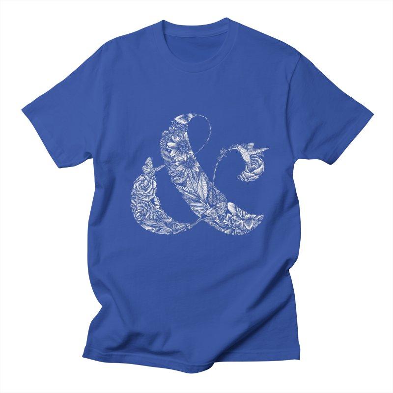 Ampersand Women's Regular Unisex T-Shirt by littlepatterns by Maggie Enterrios