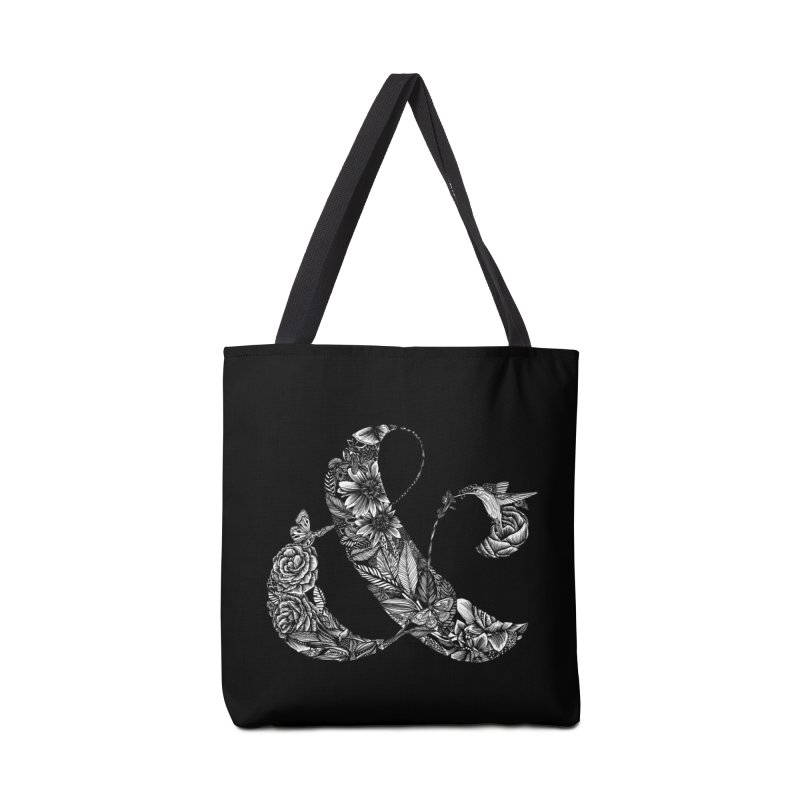 Ampersand Accessories Bag by littlepatterns by Maggie Enterrios