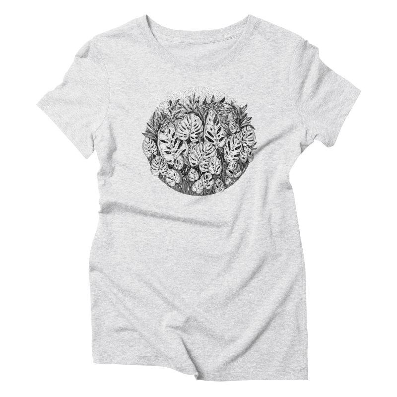 TropiCal Women's T-Shirt by littlepatterns by Maggie Enterrios