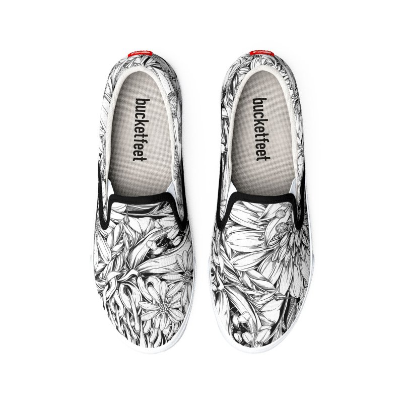 Australia Native Women's Shoes by littlepatterns by Maggie Enterrios